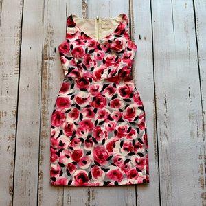 Kate Spade Rosebud Sheath Dress
